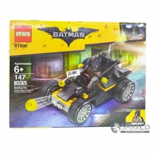 1584791 BATMAN BLOCK 147 PCS 24378248