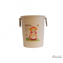5036 PLASTIC TRASH CAN AB070227016 2025010010040 8992017300360