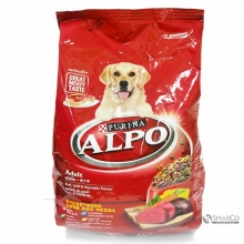 ALPO ADULT BEEF & LIVER & VEGETABLE BAG 3033020020005 8850124144188