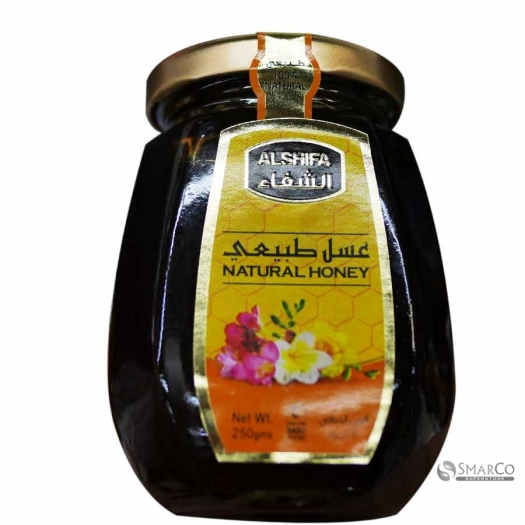 ALSHIFA NATURAL HONEY 250 GR 1014180030022 6281073210143