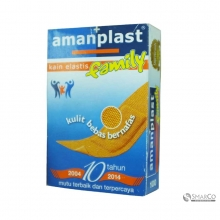 AMANPLAST FAMILY 100 STRIP 1016080030010 8996839381019