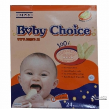 BABY CHOICE BANANA 50 GR 8886392200257