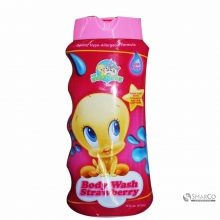 BABY LOONEY TUNES BODY WASH STRAWBERRY 473 ML 8888047754559