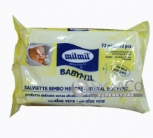 BABY MIL NEUTRAL BABY WIPES 8004120083440