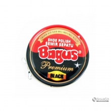 BAGUS SHOE POLISH PREMIUM BLACK 40 GR 1011030050676 8886020008873