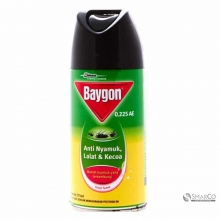 BAYGON AEROSOL NATURAL ORANGE 275 ML 1011040020037 8998899400327