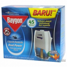 BAYGON LIQ ELEC NEW DUAL 33 ML 1011040020055 8998899940229