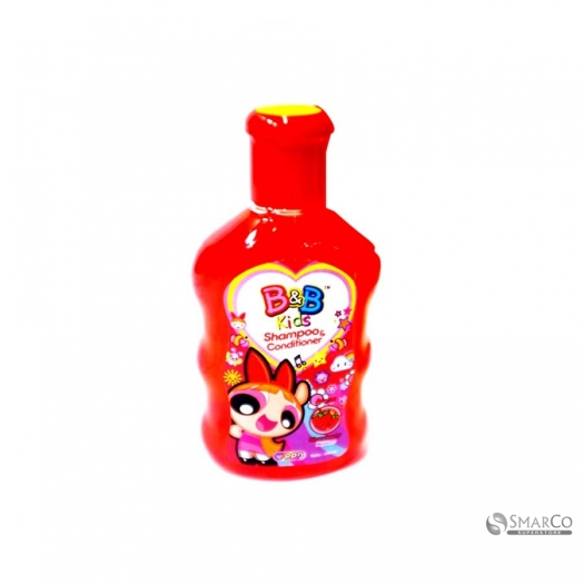 B&B SHAMPOO STRAWBERRY BOTOL 200 ML 6061010060617 8993417170218