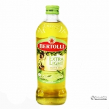 BERTOLLI EXTRA LIGHT OLIVE OIL PCS 1 LTR 041790004304 1014060040012