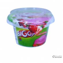 BIGGY PUDDING STRAWBERRY 105 GR 8999898968757