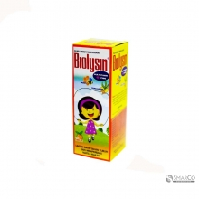 BIOLYSIN SYRUP 100 ML 1016090040086 8992001015126