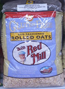 BRM OATS-GF ROLLED OATS WHOLE GRAIN 907G  1014040010013