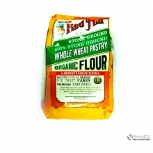BRM ORG WHOLE WHEAT PASTRY FLOUR 48 OZ 039978019936 1014040010444