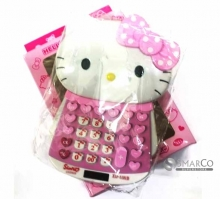 CALCULATOR HELLO KITTY 2 8840168811016