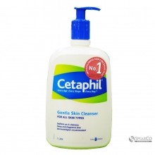 CETAPHIL GENTLE SKIN CLNSR 1000 ML 1015110030612  9318637043002
