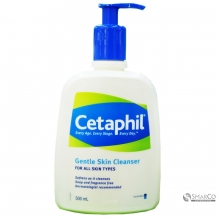 CETAPHIL GENTLE SKIN CLNSR 500 ML 1015110030611  9318637069637