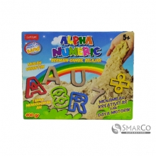 COTTON ALPHA NUMERIC MAGIC SAND 400 GR 8994472003114