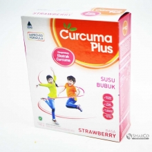 CURCUMA PLUS MILK STRAWBERRY 180 GR 1014110060090 8998777140345