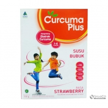 CURCUMA PLUS MILK STRAWBERRY 350 GR 1014110060089 8998777140352