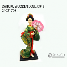 DAITOKU WOODEN DOLL J0942 24021708
