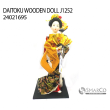 DAITOKU WOODEN DOLL J1252 24021695