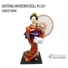 DAITOKU WOODEN DOLL N1251 24021694
