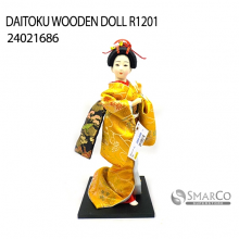 DAITOKU WOODEN DOLL R1201 24021686