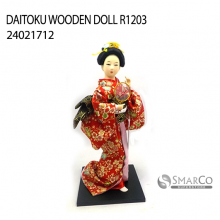 DAITOKU WOODEN DOLL R1203 24021712