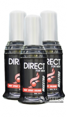 DIRECT B.SPRAY BLACK MAESTRO 120 ML 8992856894716
