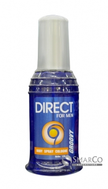 DIRECT B.SPRAY GROOVY 120 ML 8992856892217