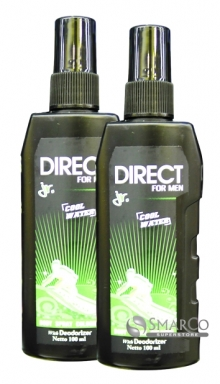 DIRECT B.SPRAY JR COOL WATER 100 ML 8992856895843