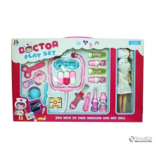 DOCTOR PLAY SET TOYS NO.3001 FOR 3+ YO 3037020030208  24375104