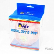 DODO BOWL SET & CUP 6061010040042 8994064111289