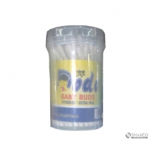DODO COTTON BUDS BABY 136 6061010060053 8994064110428