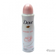 DOVE SPRAY POWDER SOFT 169 ML 1015100020277 9300830023691