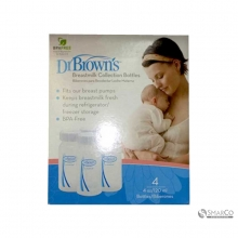 DR.BROWN BREASTMILK STORAGE BAGS (25-PACK) 6061010060008 851606002086