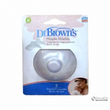 DR.BROWN NIPPLE SHIELD (2-PACK) 6061010060013 072239300077