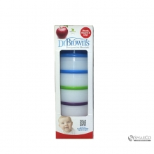 DR.BROWN SNACK-A-PILLAR SNACK & DIPPING CUPS 6061010040135 072239007655