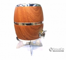 DRUM WINE WOOD 6L NO. 123 (389 D-11) 24347012