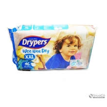 DRYPERS XX-LARGE BUNGKUS 46 SHEET 1015020010012 9557327003500