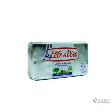 ELLE & VIRE BUTTER UNSALTED SPREAD &COOKING 200 GR 3451790562631 1017030010012