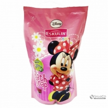 ESKULIN KIDS BATH SOAP MINNIE POUCH ML 1015030100008 8993417392825