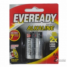 EVEREADY S91 AA BP2 EVERADY SILVER PACK 3032090010045 8999002670217