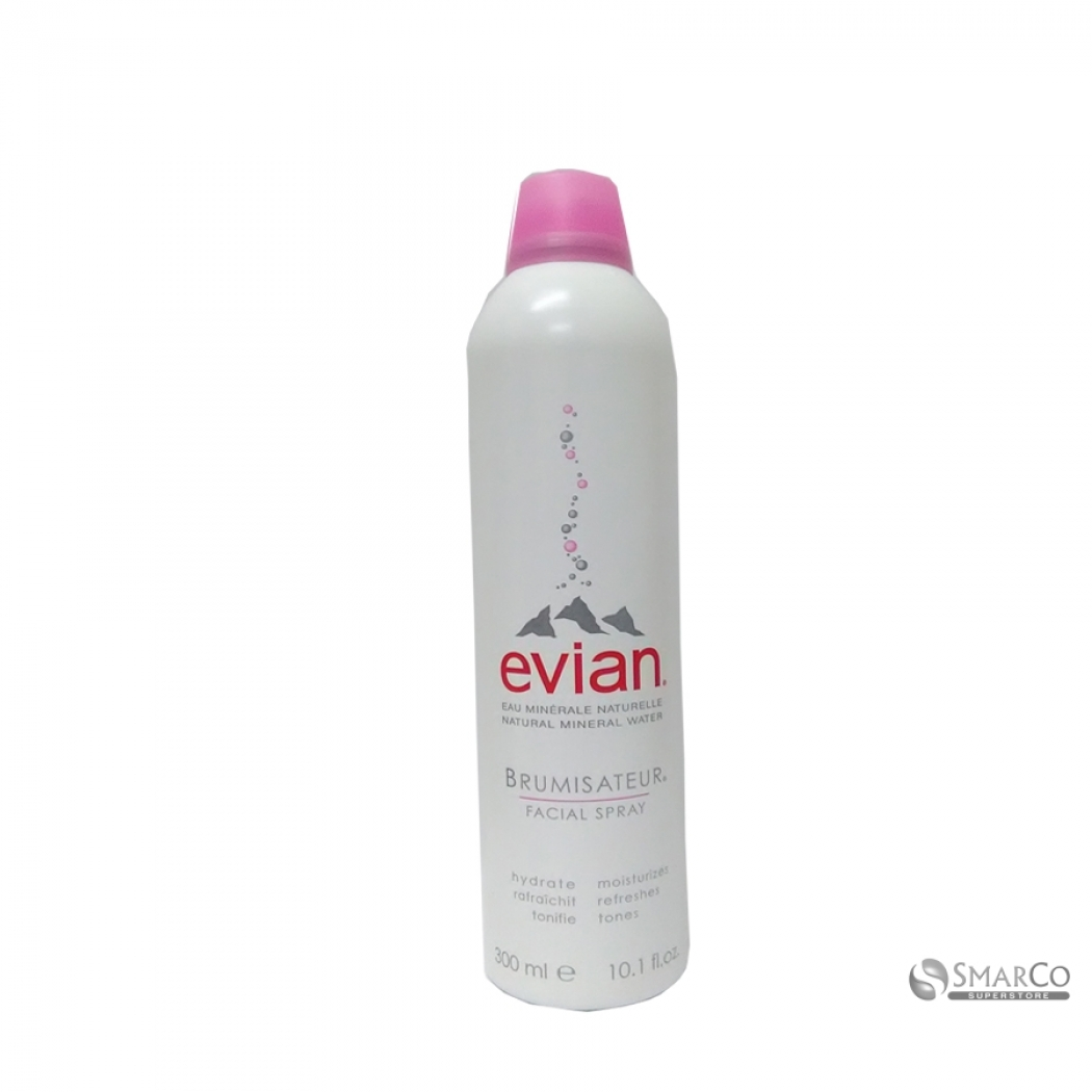 Detil Produk Evian Spray New 300 Ml 3068320012490 Superstore The Facial