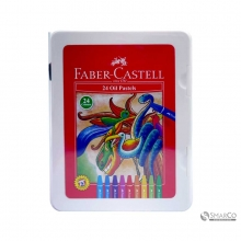 FABER CASTLE HEXAGONAL OIL PASTELL 24W N 3036030010026 4005401200895