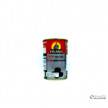 FIGARO BLACK OLIVE PITTED (CAN) 400 GR 8410159090661 1014170060709