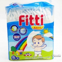 FITTI BASIC VP XL 16 H&L 1015020010090 9555021102222