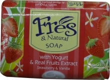 FRESNATURAL BARSOAP FRESNATURAL RED 80 G 1015040010366