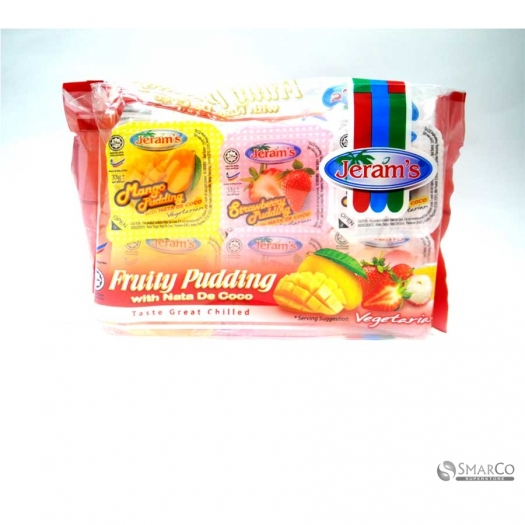 FRUITY PUDDING WITH NATA DECOCO 6X33 GR 1014160010630 9555087501250