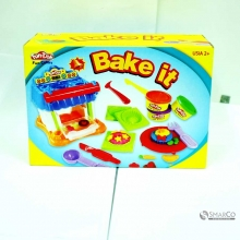 FUNDOH BAKE IT OPEN 3037020020085  8994472002810